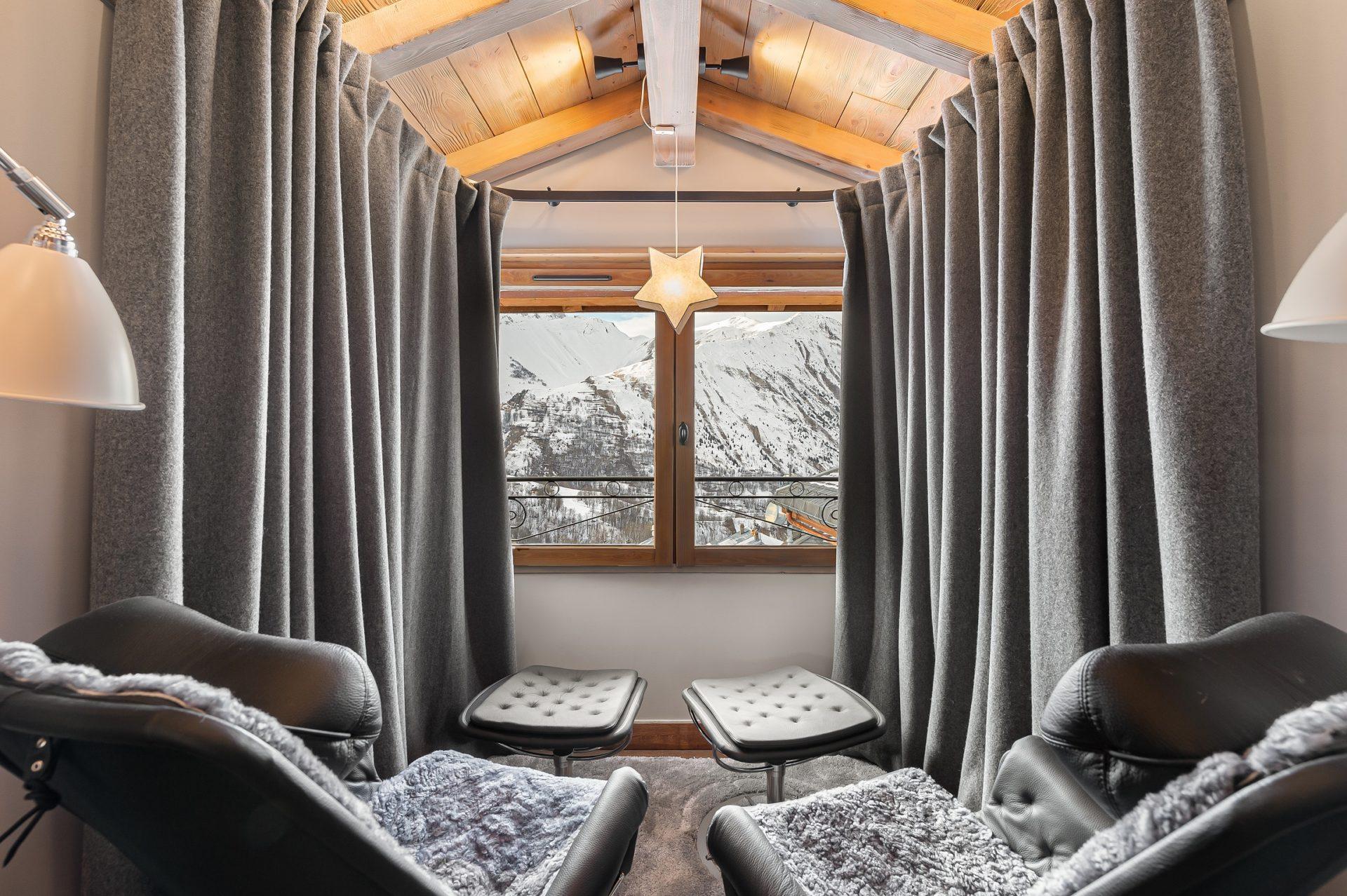 L'Epicerie / Appartement 3 / Sauna - Douche / Saint Martin de Belleville, Savoie