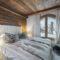 L'Epicerie / Appartement 1 / Chambre 3 / Saint Martin de Belleville, Savoie
