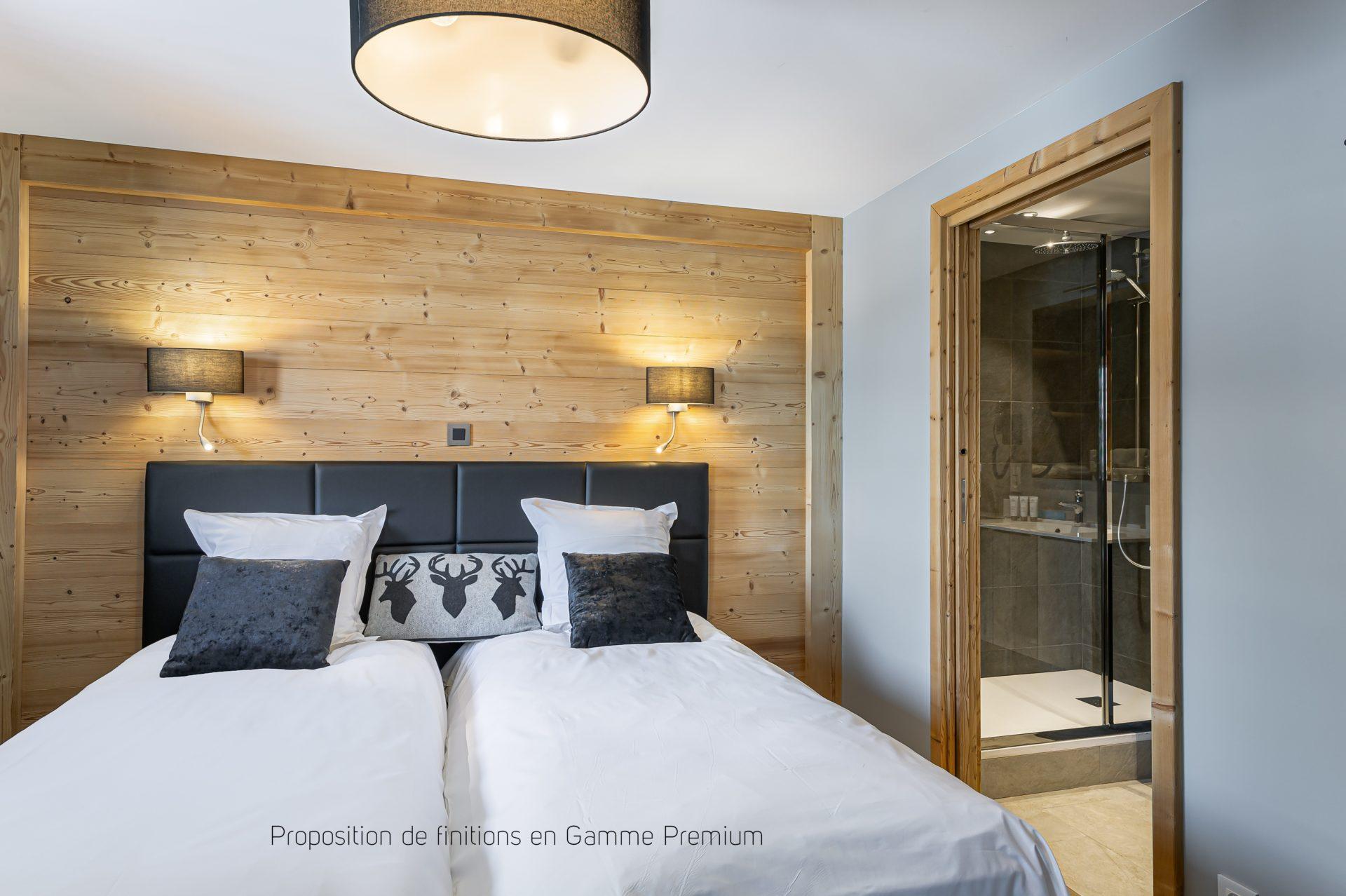 Trolles Prestige n°5 Gamme Premium Saint Martin de Belleville Savoie France