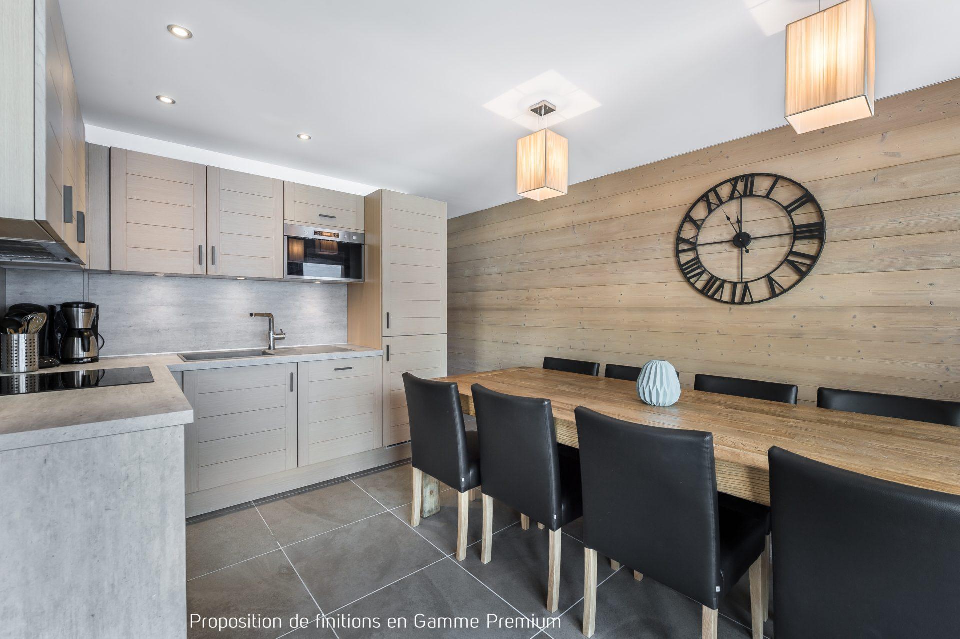 Trolles Prestige n°2 Gamme Premium Saint Martin de Belleville Savoie France