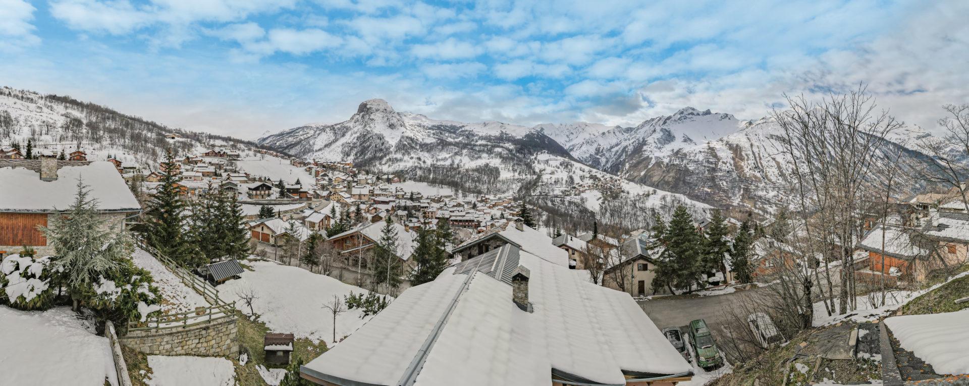Les Chalets Panoramiques - Panorama - Saint Martin de Belleville - 3 Vallées - Savoie France